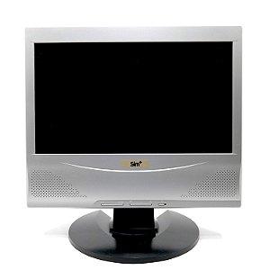 """Monitor para PC Positivo lBM 1560W de 15.6"""" polegadas Usado"""