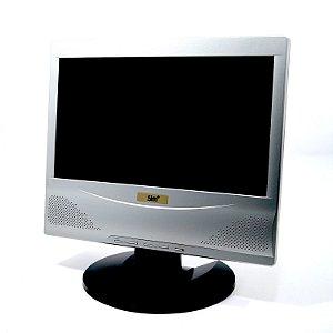 """Monitor PC Positivo lBM 1560W de 15.6"""" polegadas Usado Brind"""