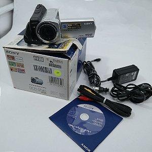 Câmera e Filmadora Sony Handycam DCR-SR45 Usada