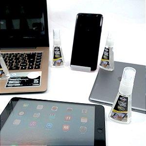 Limpar tela do celular e matar as bactérias