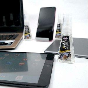Limpar tela de celular, muito prático e fácil
