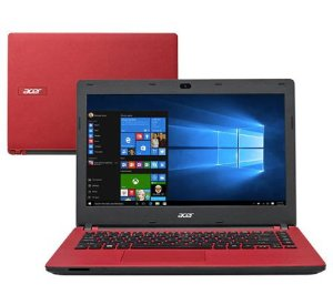 Notebook Acer Aspire ES1-431-C3W6 com Intel® Dual Core, 2GB,
