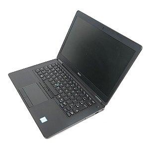 Notebook Usado i5 8gb Dell  SSD 250GB Teclado Iluminado