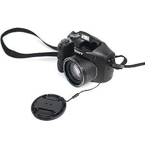 Câmera digital filmadora Sony DSC-H100