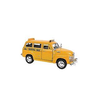 Carrinho de brinquedo School Bus