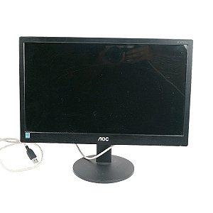 Monitor AOC E1670SWU Envio imediato