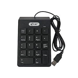 Teclado numérico USB Knup