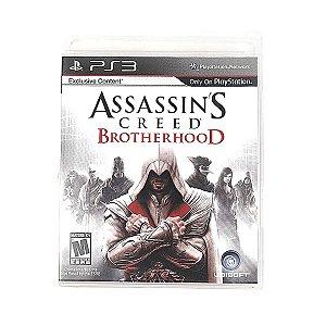 Jogo Assassin´S Creed Brotherhood para PS3