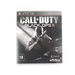 Jogo Call of Duty Black Ops 2 para PS3