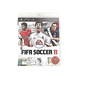 Jogo Fifa Soccer 11 para PS3