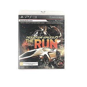 Jogo Need For Speed The Run Edição Limitada para PS3