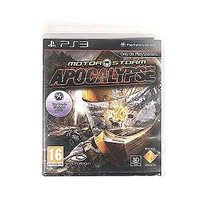 Jogo Motor Storm Apocalypse para PS3