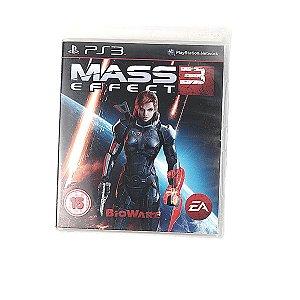 Jogo Mass Effect 3 para PS3