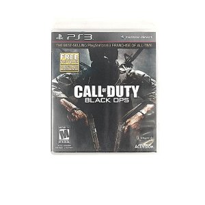 Jogo Call of Duty Black Ops para PS3