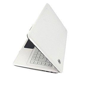 Notebook Barato HP Branco Core i5 4GB Win 10 HD 500GB