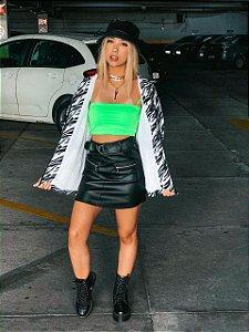 Top Jade Verde Neon