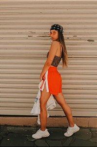 Shorts Anitta Laranja