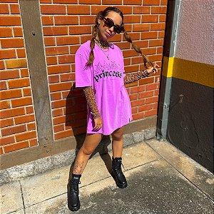 Camiseta Bad Girls Forever Princess