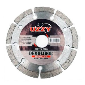 Disco Diamantado Segmentado Demolidor