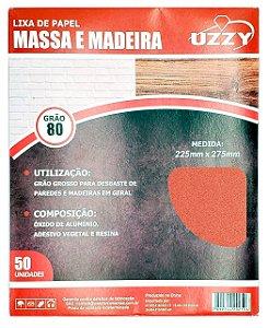 Lixa para Massa e Madeira