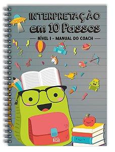 Interpretação em 10 passos - Nível 1 (Manual do Coach)