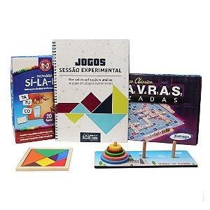Kit de Jogos para Observação Cognitiva