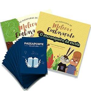Kit Passaporte da Leitura