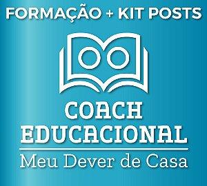 Formação Coach Educacional MDC + Kit Posts