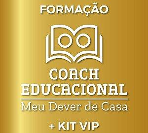 Formação Coach Educacional MDC + Kit VIP