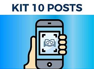Kit 10 Posts