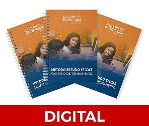3 Cadernos de Treinamento - Digital
