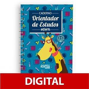 Caderno Orientador de Estudos Infantil - Digital