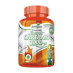 OLEO DE CARTAMO 100MG KATIGUA