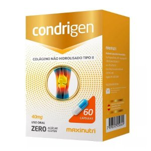 Condrigen colágeno tipo II 60CAPS