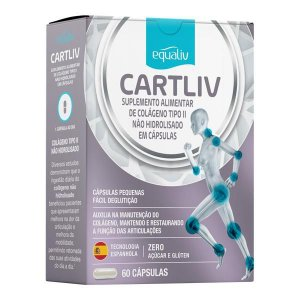 CARTILIV 40MG COLAGENO TIPO II