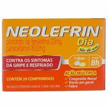 NEOLEFRIN DIA C/20 CPR