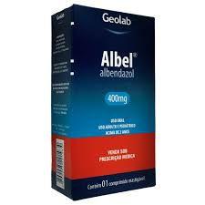 ALBEL 400MG C/1 GEOLAB