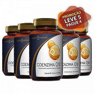 Coenzima Q10 Nutriwave - Leve 5 / Pague 4