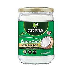 Óleo de Coco Líquido Extra Virgem 500ml COPRA