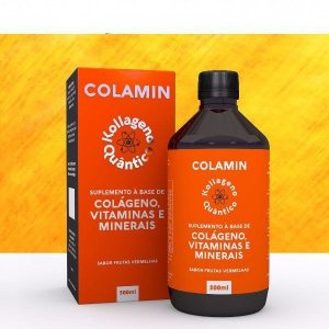 Colamin - 500ml - Fisioquantic