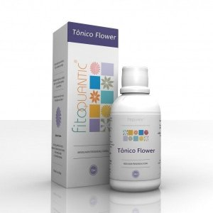 Tônico Flower (Sublingual) - Fitoquântic - Fisioquantic
