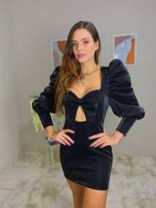 Vestido Ida Cloude
