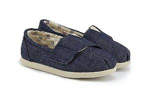 Alpargata Infantil jeans