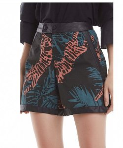 Shorts Sarja Estampado