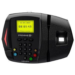 Relógio de Ponto Biométrico PORTARIA 373 sem impressora fiscal + Software Completo para calculo das horas.