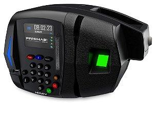 Relógio Ponto Prisma Adv Biométrico + Proximidade + Software para calculo das horas (plano mensal 12 meses)