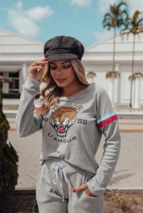 Conjunto Miss Tiger
