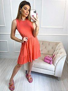 Vestido Madalena tricot leve