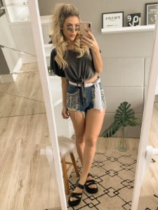 Shorts jeans magnifique