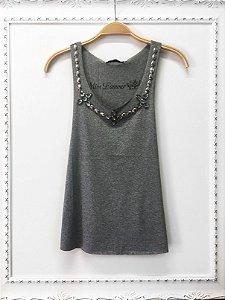 Regata grey luxo